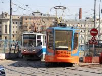 Москва. 71-623-02 (КТМ-23) №4631, 71-608КМ (КТМ-8М) №4269