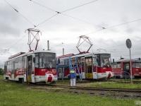 Витебск. РВЗ-6М2 №417, АКСМ-62103 №617, АКСМ-62103 №621