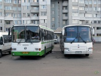 Брянск. ЛиАЗ-5256.45 ае762, КАвЗ-4238 р018рр
