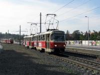 Прага. Tatra T3R.P №8371