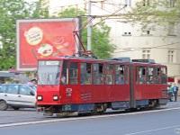 Белград. Tatra KT4 №235
