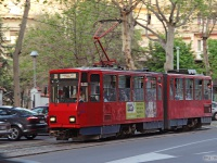 Белград. Tatra KT4 №324