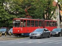 Белград. Tatra KT4 №349