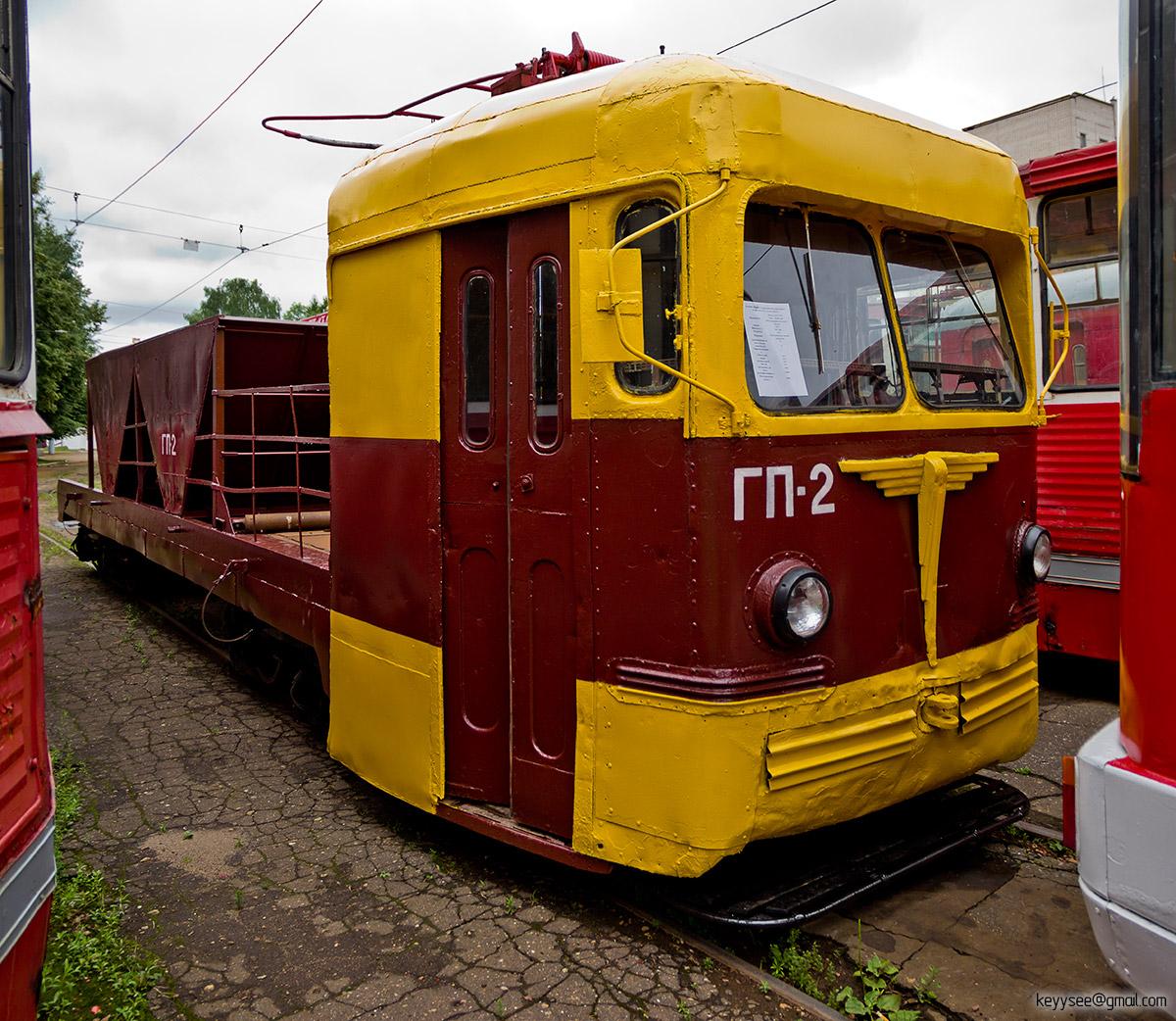 Витебск. МТВ-82 №ГП-2