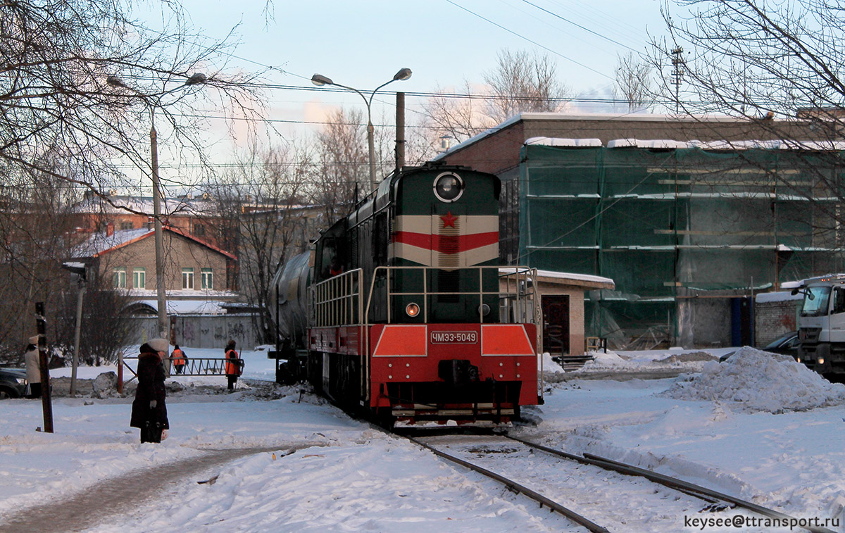 Санкт-Петербург. ЧМЭ3-5049