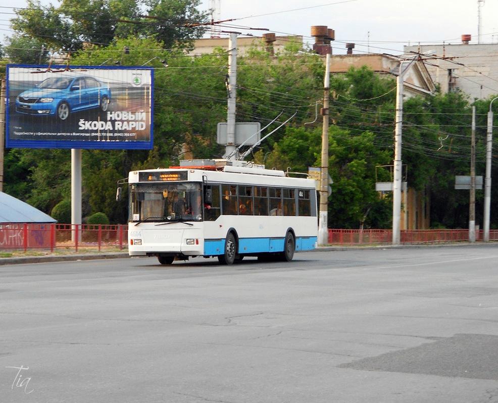 Волгоград. ТролЗа-5275.05 Оптима №4614