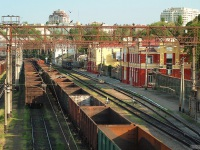 Одесса. Станция Одесса-Порт