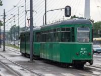 Белград. Duewag GT6 №657, B4 FFA/SWP №1425
