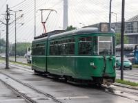 Белград. Duewag GT6 №654