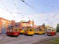 Санкт-Петербург. ЛМ-47 Слон №3521, МС-4 №2575, РШМв-1 №РШ-009, ГМ-63 №1882