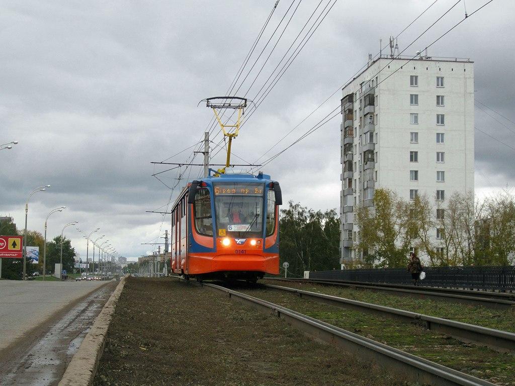 Трамвай в набережных челнах фото