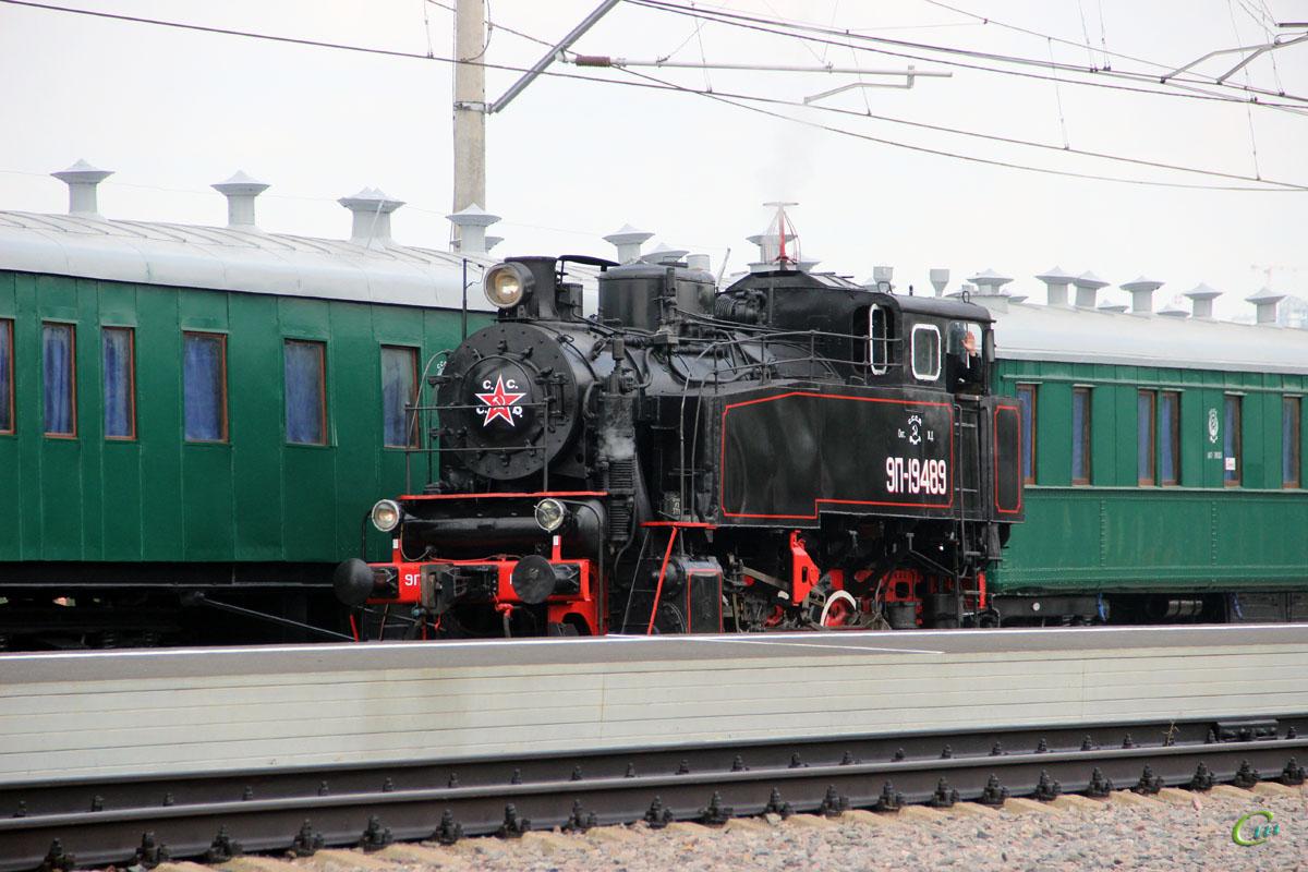 Москва. 9П-19489