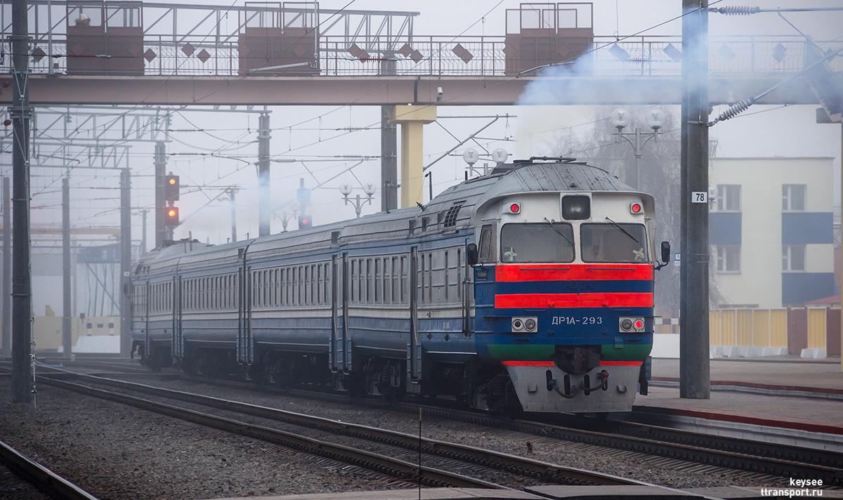 Жлобин. ДР1А-293