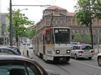 Белград. Tatra KT4 №330