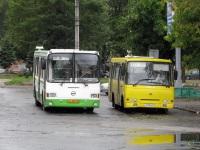 Рыбинск. Богдан А092 н570ом, ЛиАЗ-5256.45 ак795