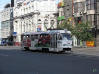Харьков. Tatra T3SU №3066