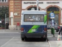 Будапешт. Ikarus 415 BPI-508