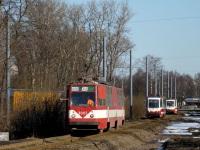 Санкт-Петербург. ЛВС-86К №3005