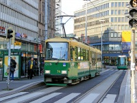 Хельсинки. Valmet Nr II №74