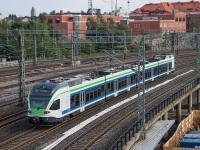 Хельсинки. Stadler FLIRT (Sm5)-09