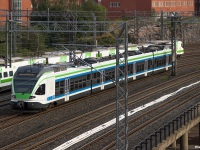 Хельсинки. Stadler FLIRT (Sm5)-13