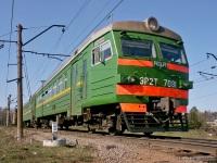 Санкт-Петербург. ЭР2Т-7091
