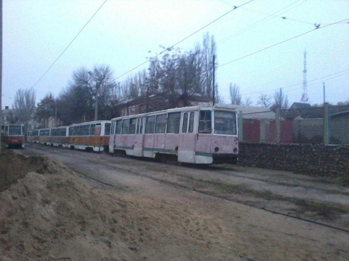 Николаев. 71-605 (КТМ-5) №1060