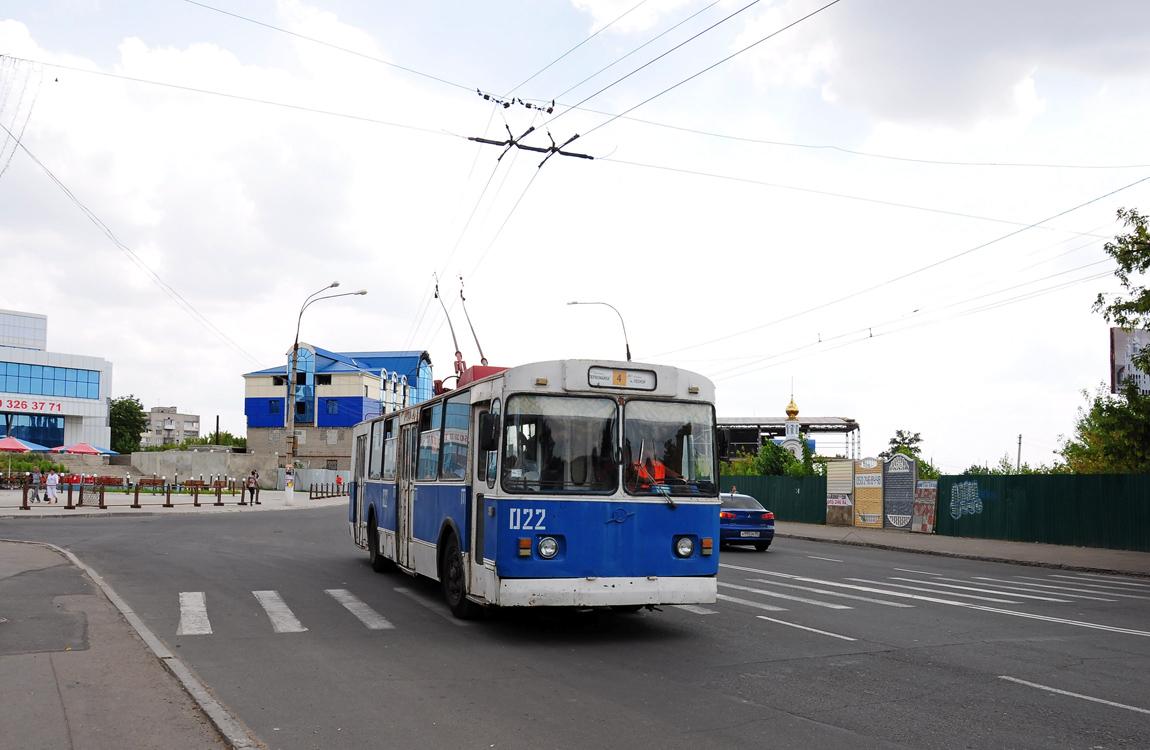 Краснодон. ЗиУ-682В00 №022