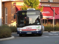 Оломоуц. Solaris Urbino 12 4M8 9636