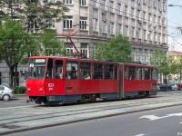 Белград. Tatra KT4 №218