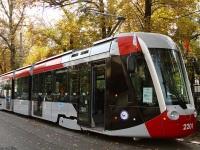 Москва. Alstom Citadis 301 CIS (71-801) №2201