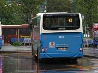 Нови-Сад. Автобус Irisbus № 932 (NS 196-WE), маршрут 43