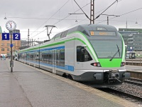 Хельсинки. Stadler FLIRT (Sm5)-16