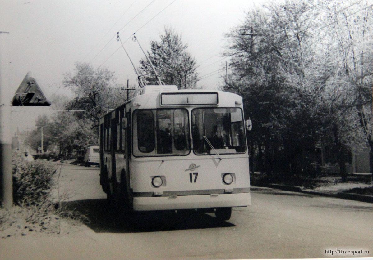 Таганрог. ЗиУ-682Б №17