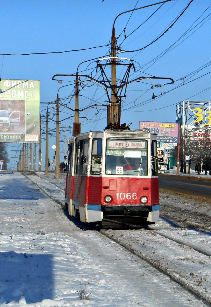 Николаев. 71-605 (КТМ-5) №1066