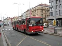 Прага. Karosa B961 2AD 9755