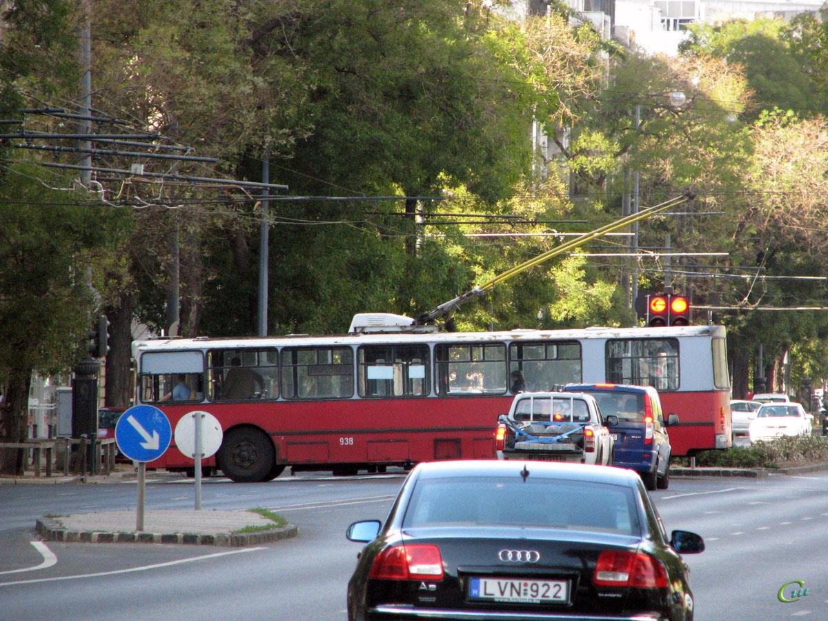 Будапешт. ЗиУ-682УВ №938