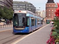 Хельсинки. Variotram №213