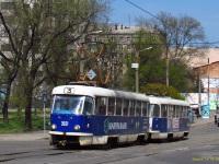 Харьков. Tatra T3SU №3021, Tatra T3SU №3022