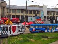 Харьков. Tatra T3A №4055, Tatra T3 №6900