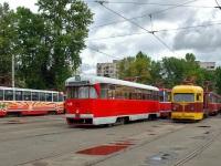 Витебск. РВЗ-6М2 №418, МТВ-82 №ГП-2, 71-605 (КТМ-5) №380