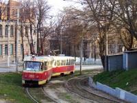 Днепр. Tatra T3 №1353, Tatra T3 №1354