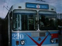 Владивосток. ЗиУ-682Г00 №220