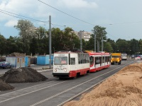 Санкт-Петербург. 71-631-02 (КТМ-31) №5215, ПР №5704