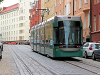 Хельсинки. Variotram №204
