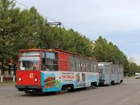 Комсомольск-на-Амуре. 71-132 (ЛМ-93) №43, 71-132 (ЛМ-93) №46