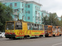 Комсомольск-на-Амуре. 71-132 (ЛМ-93) №45, 71-132 (ЛМ-93) №17