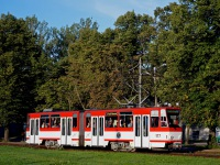 Таллин. Tatra KT4D №177