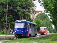 Харьков. Tatra T3 №453, Tatra T3SU №318