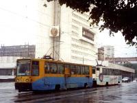 Владивосток. 71-608К (КТМ-8) №318, 71-608К (КТМ-8) №317